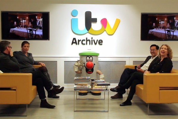 ITV's archive team face the camera and explain why they chose DocMoto